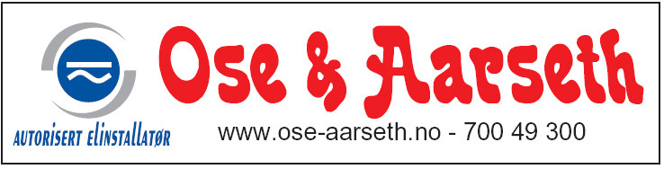 Ose & Aarseth AS Logo