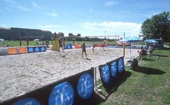 sandvolley