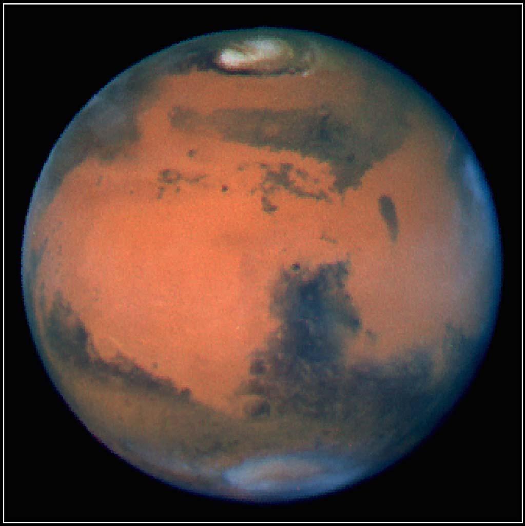 information planet mars Photo